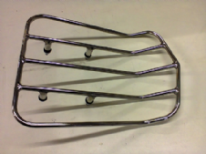 REAR STAINLESS STEEL CARRIER